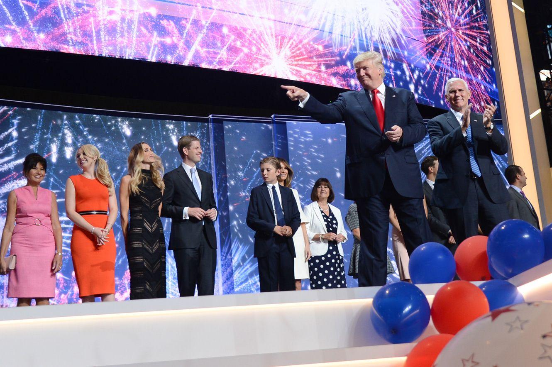 Trump pence win