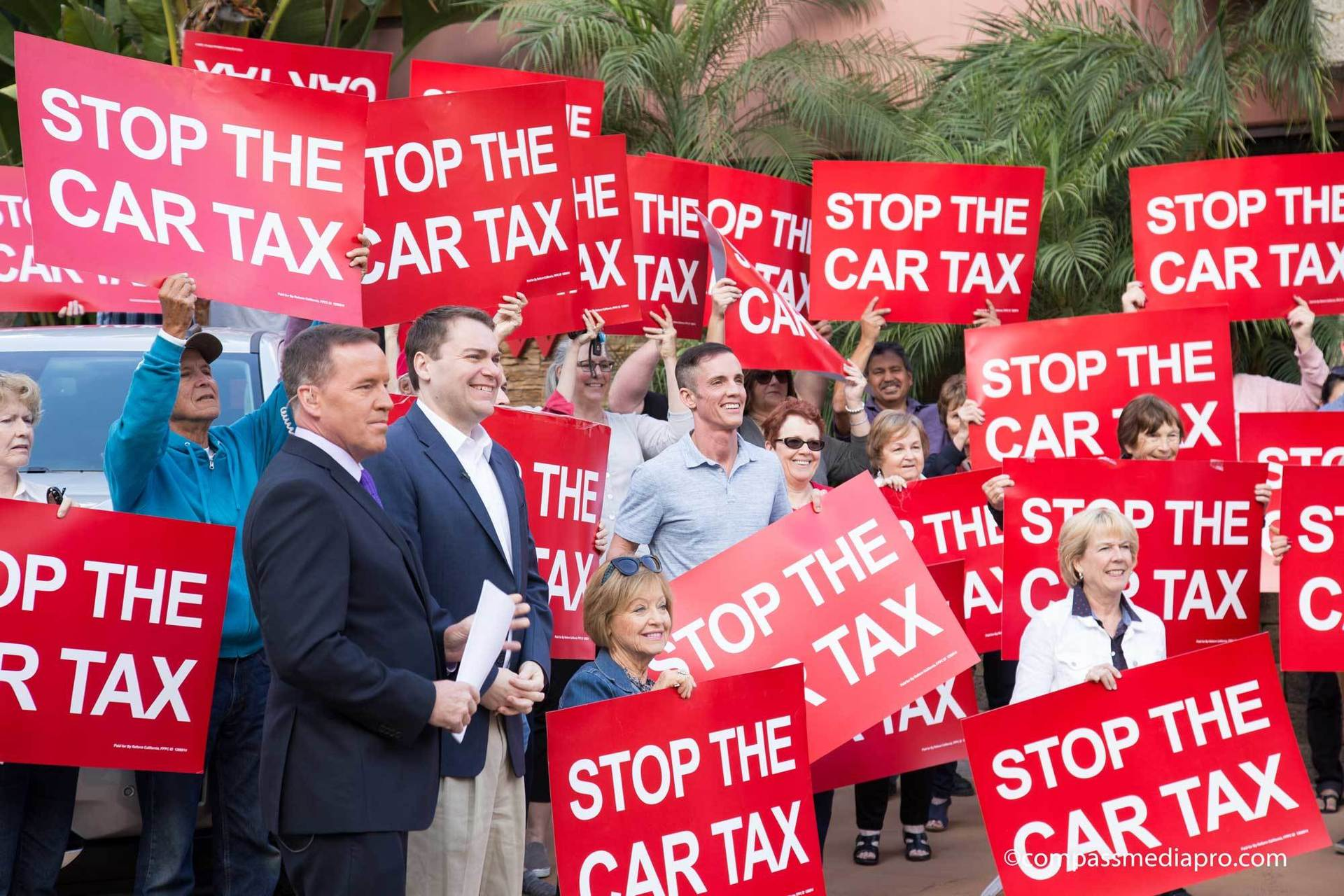 Carl stop car tax r