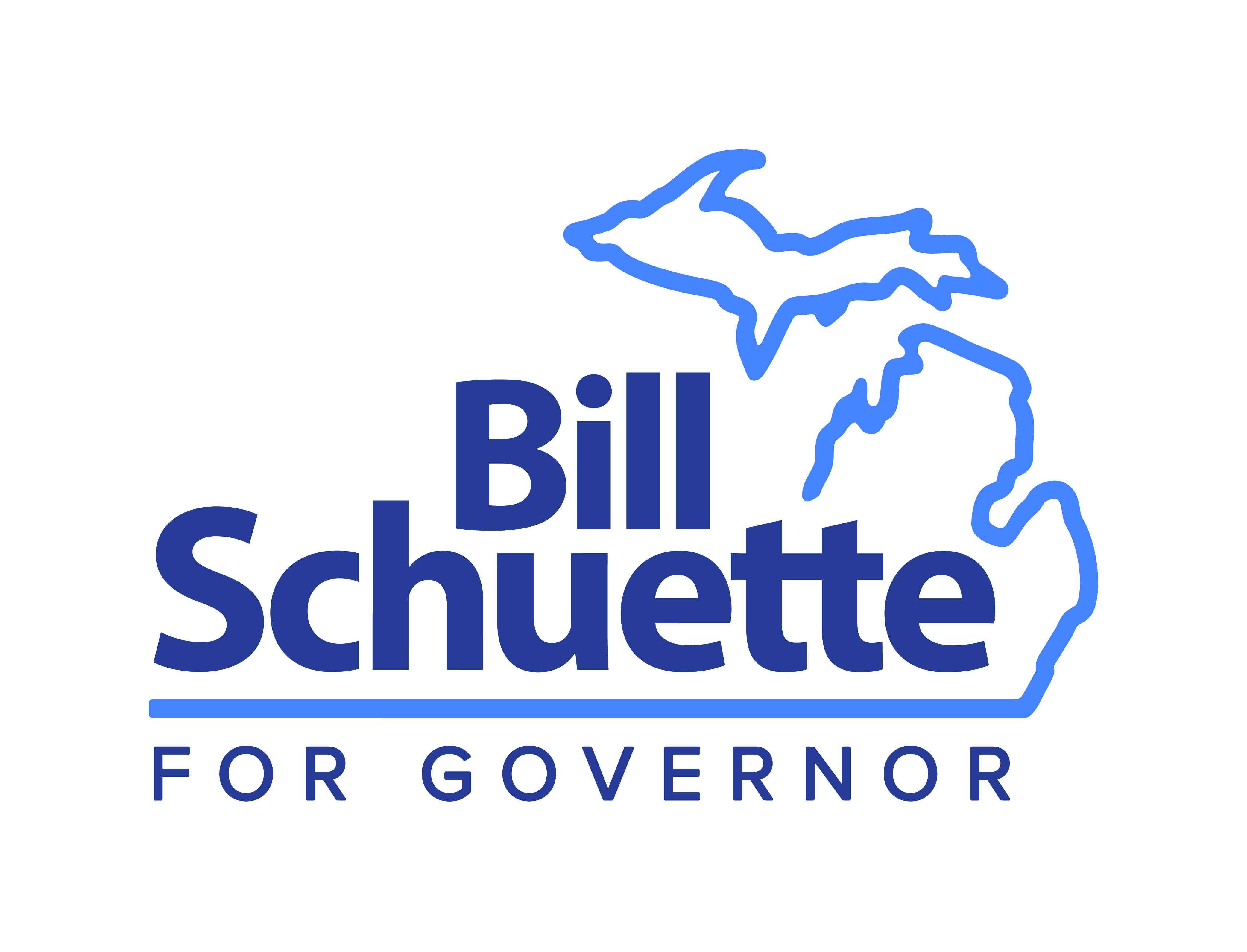 Billschuettegov officallogo 2clr blue