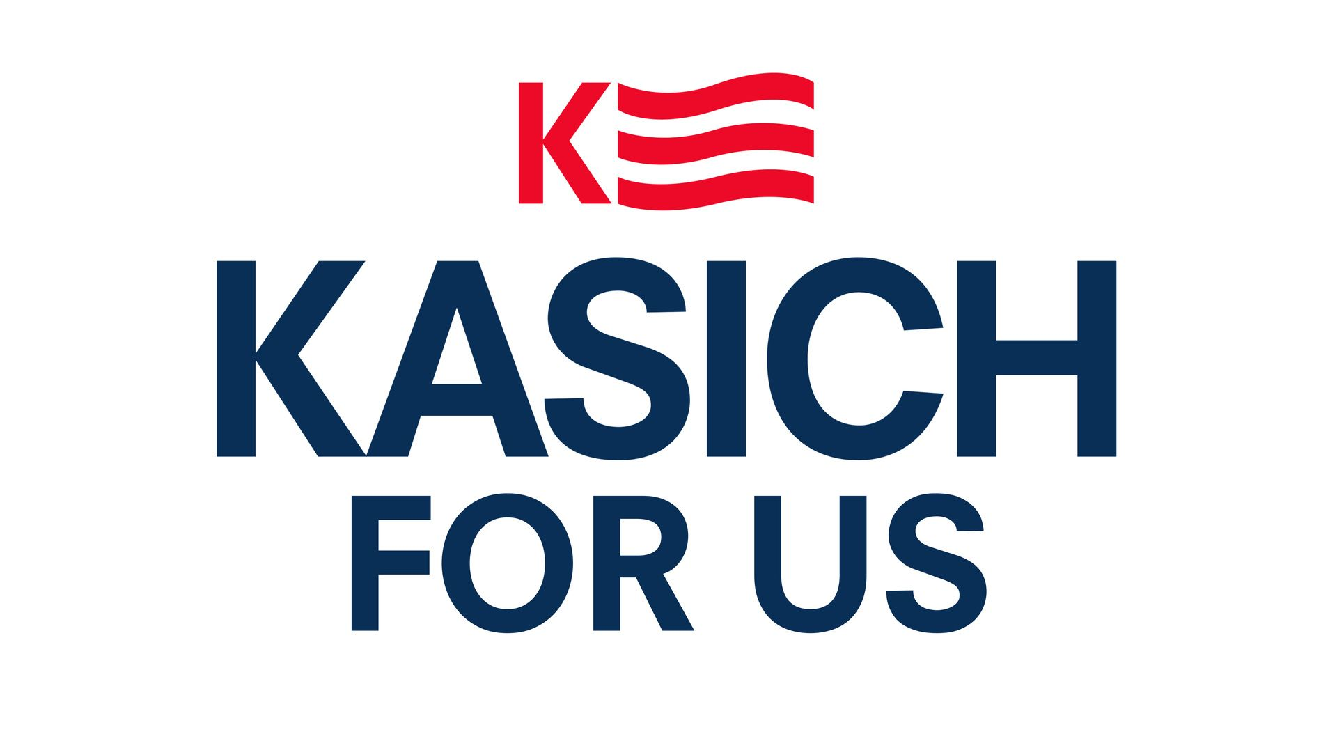 Kasich for us