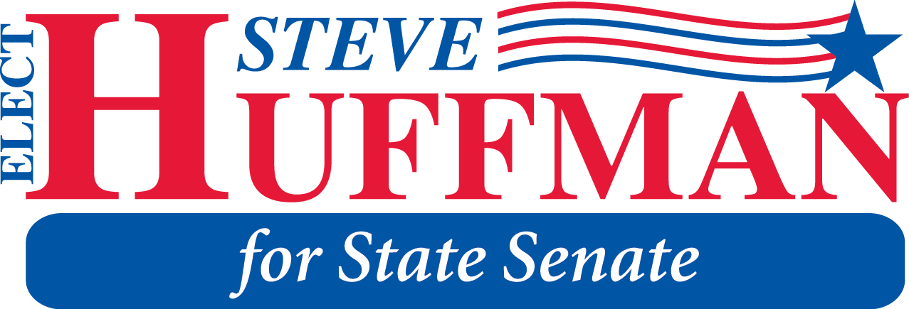 Huffman logo senate