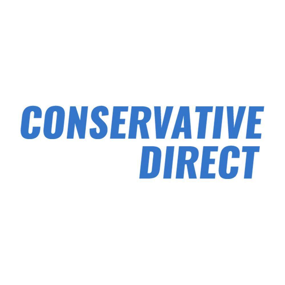 Conservativedirect logo stacked