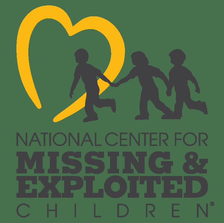 Ncmec heart logo
