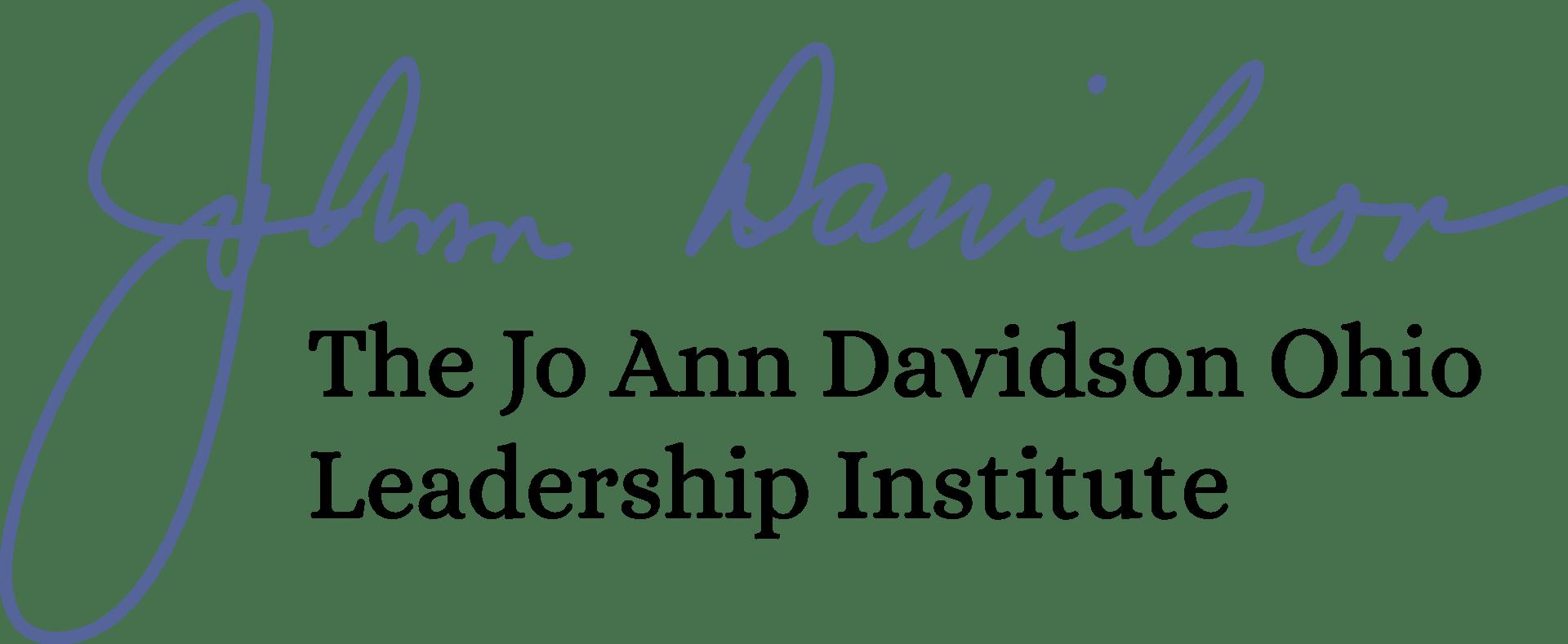 Joanndavidson logo vector fullname blue