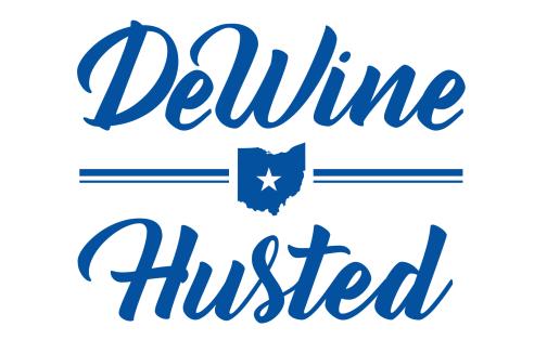 Dewinehusted governorelect logo