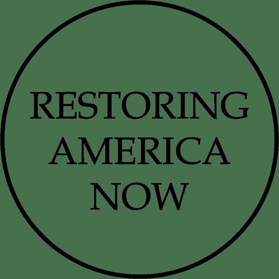 Restorning america now all black alpha