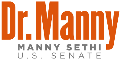 Drmanny logo orange