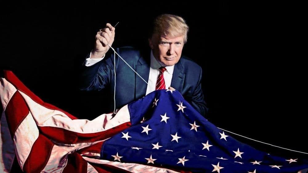 Trump making america great again 02