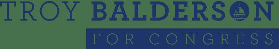 Balderson blue logo