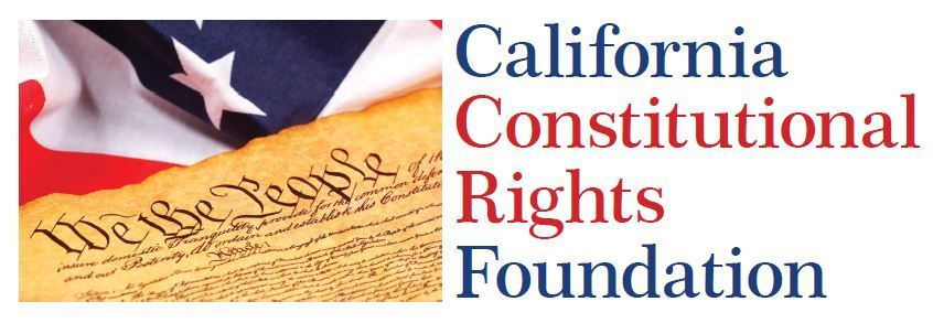 Ccrf logotext red white and blue