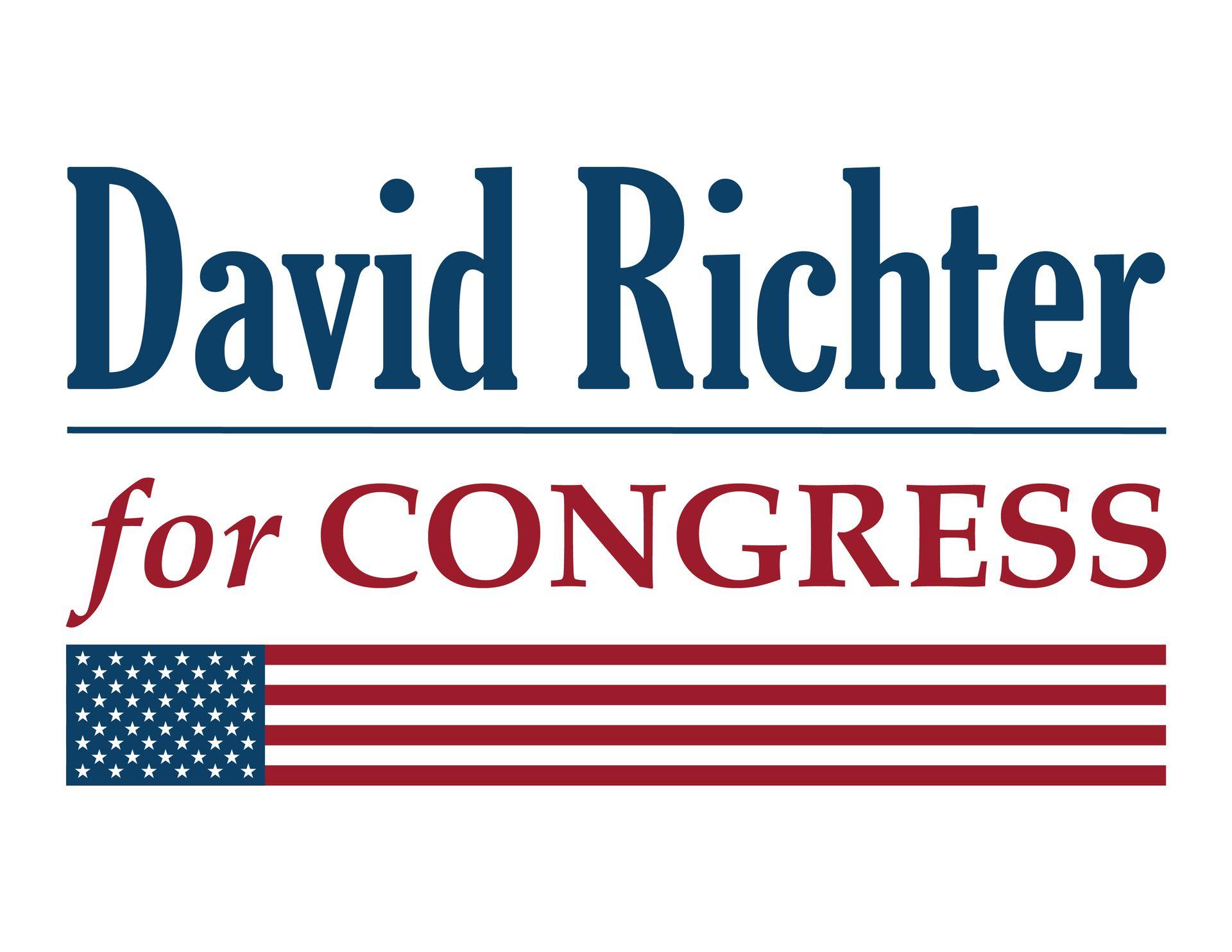 Richter for congress logo