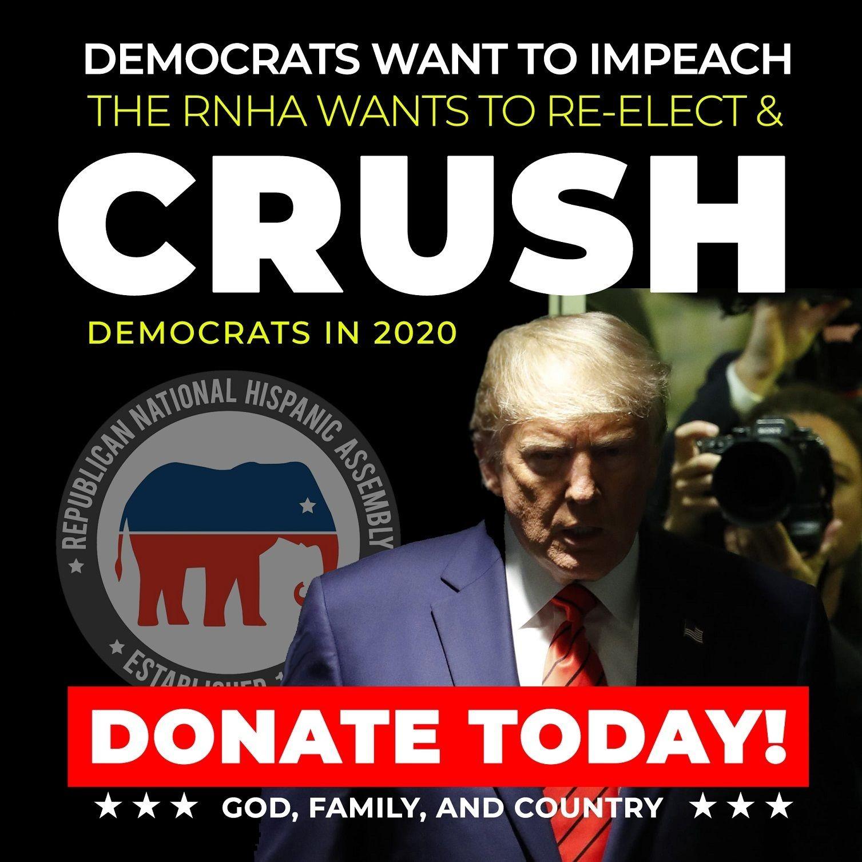 Crush democrats