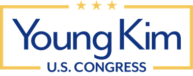 Youngkim logo inverted