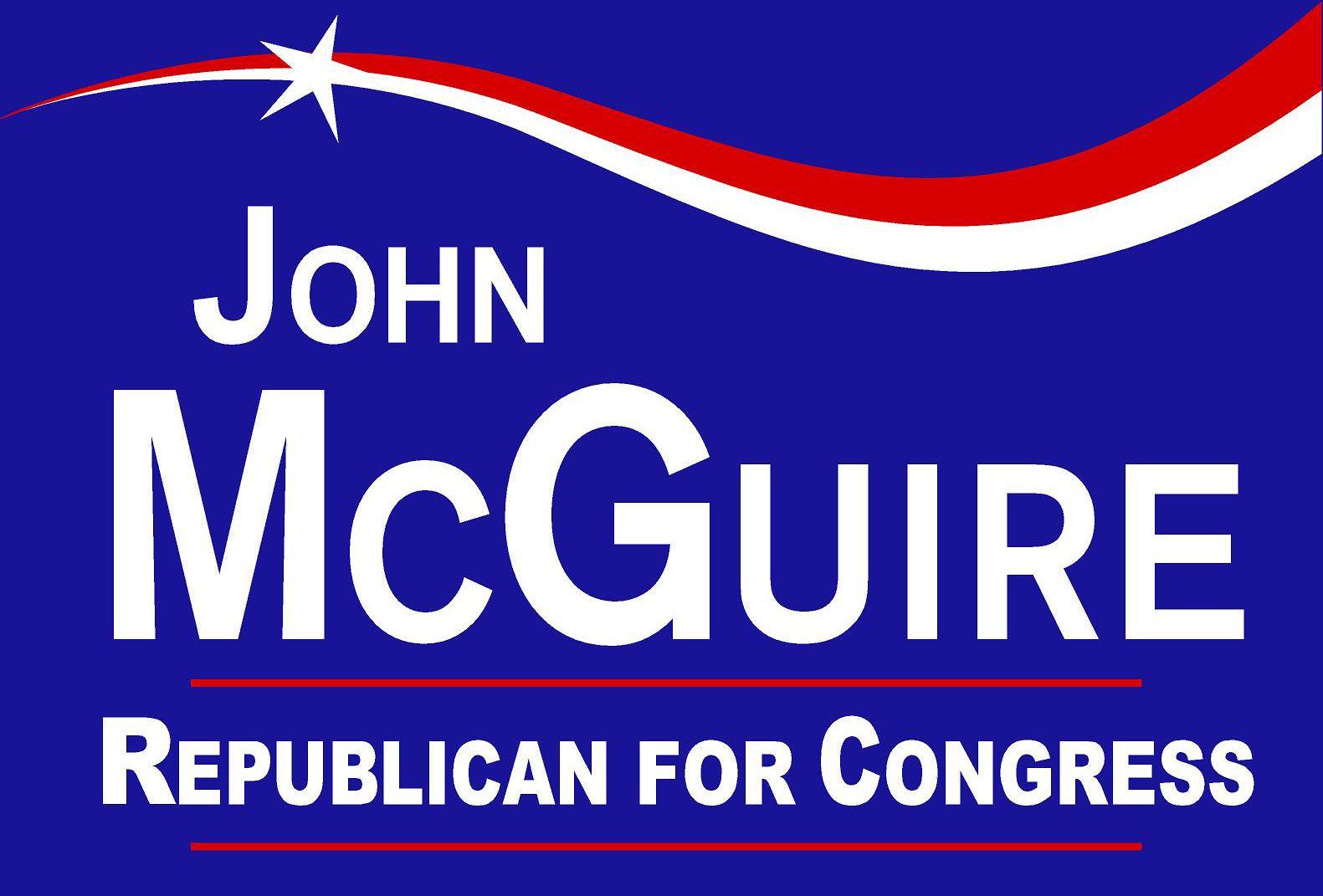Mcguire congress logo