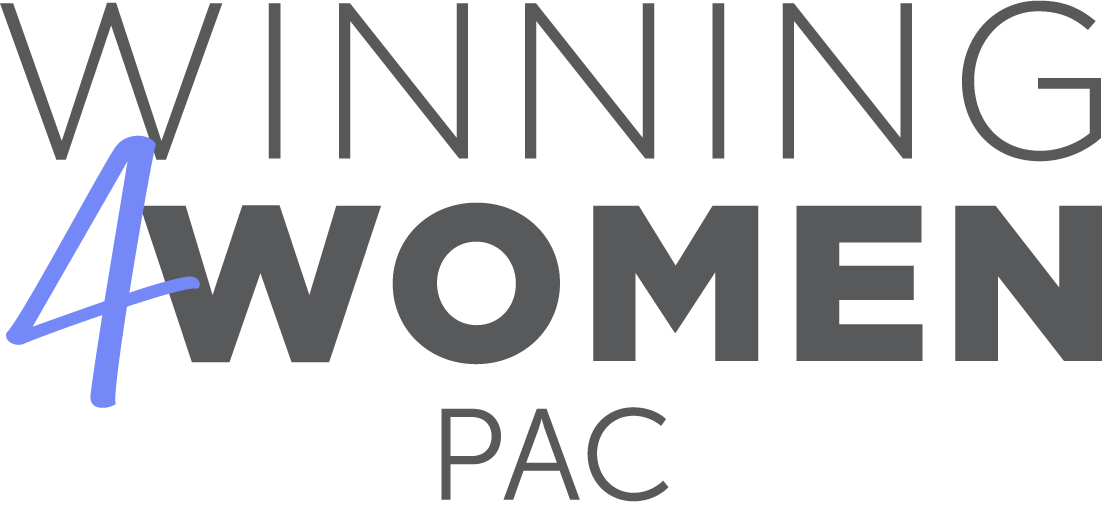 Winning4women stacked logo pac