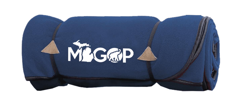 Migop fleece blanket