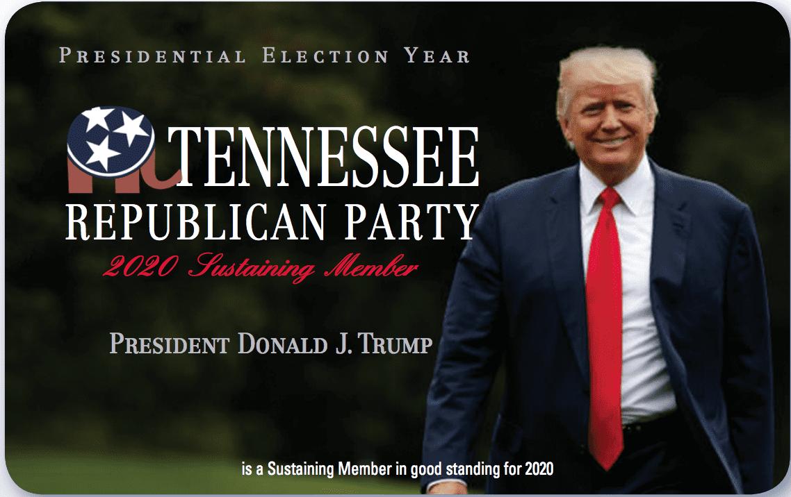 2020 membership card