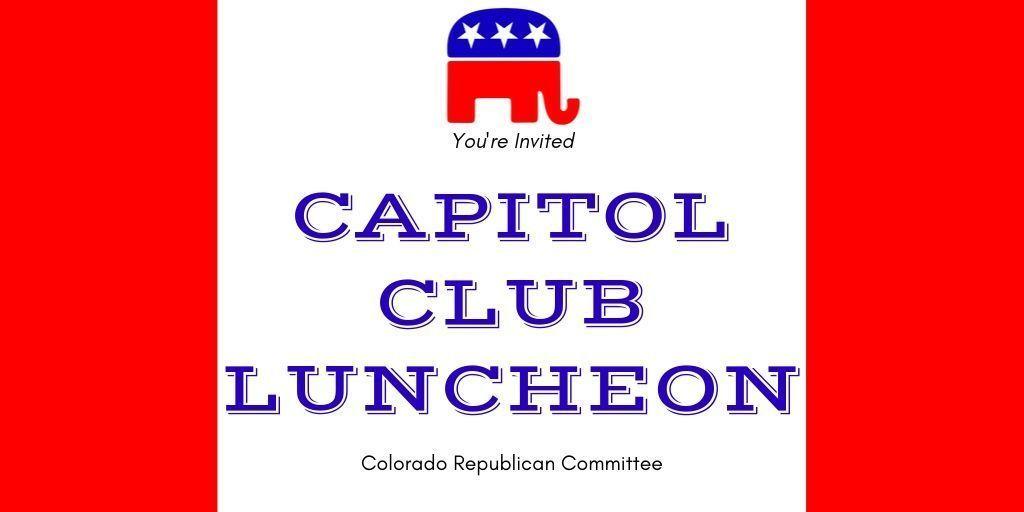 Capitol club luncheon