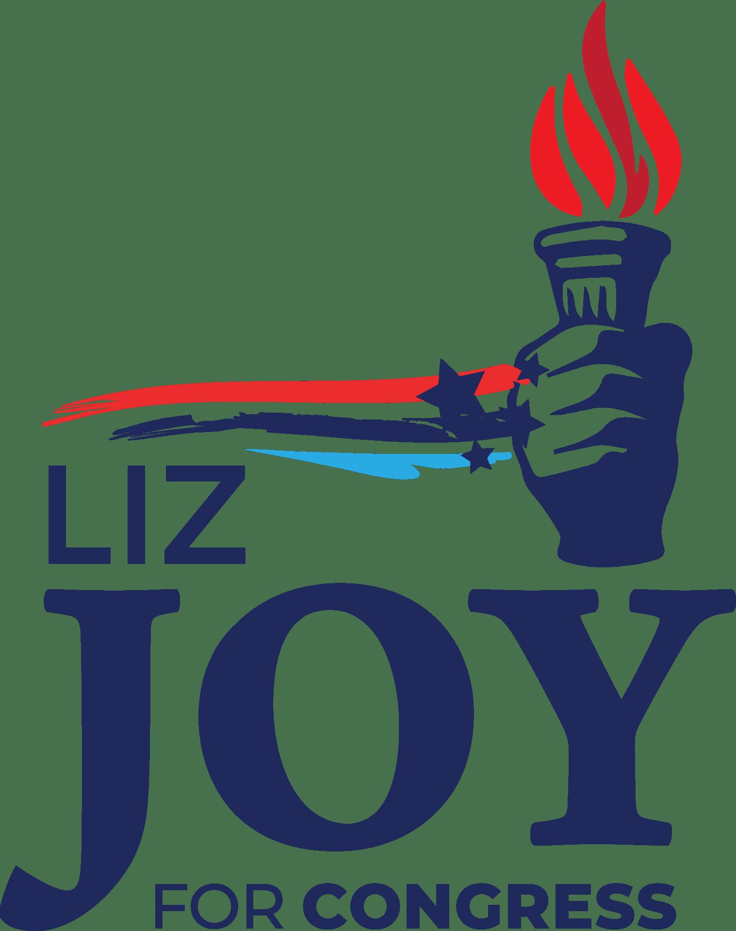 Joy logo blue