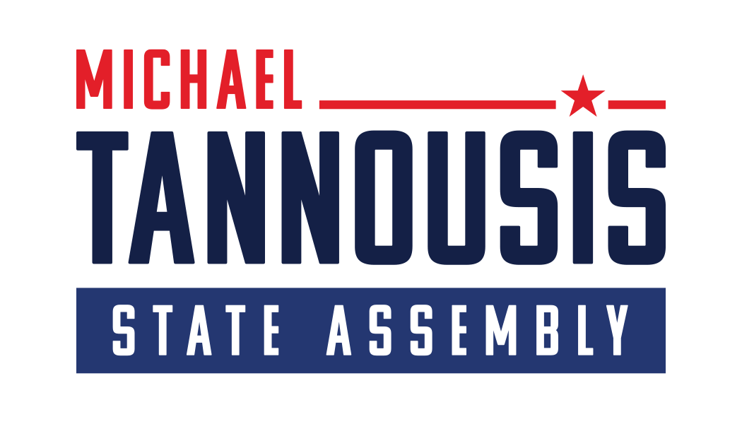 Mike tannousis for state assembly winred header