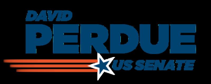 Support David Perdue