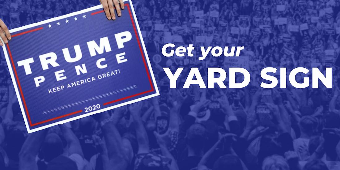 Yard sign  %281%29