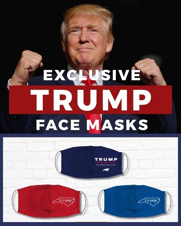 Ncgop trump masks