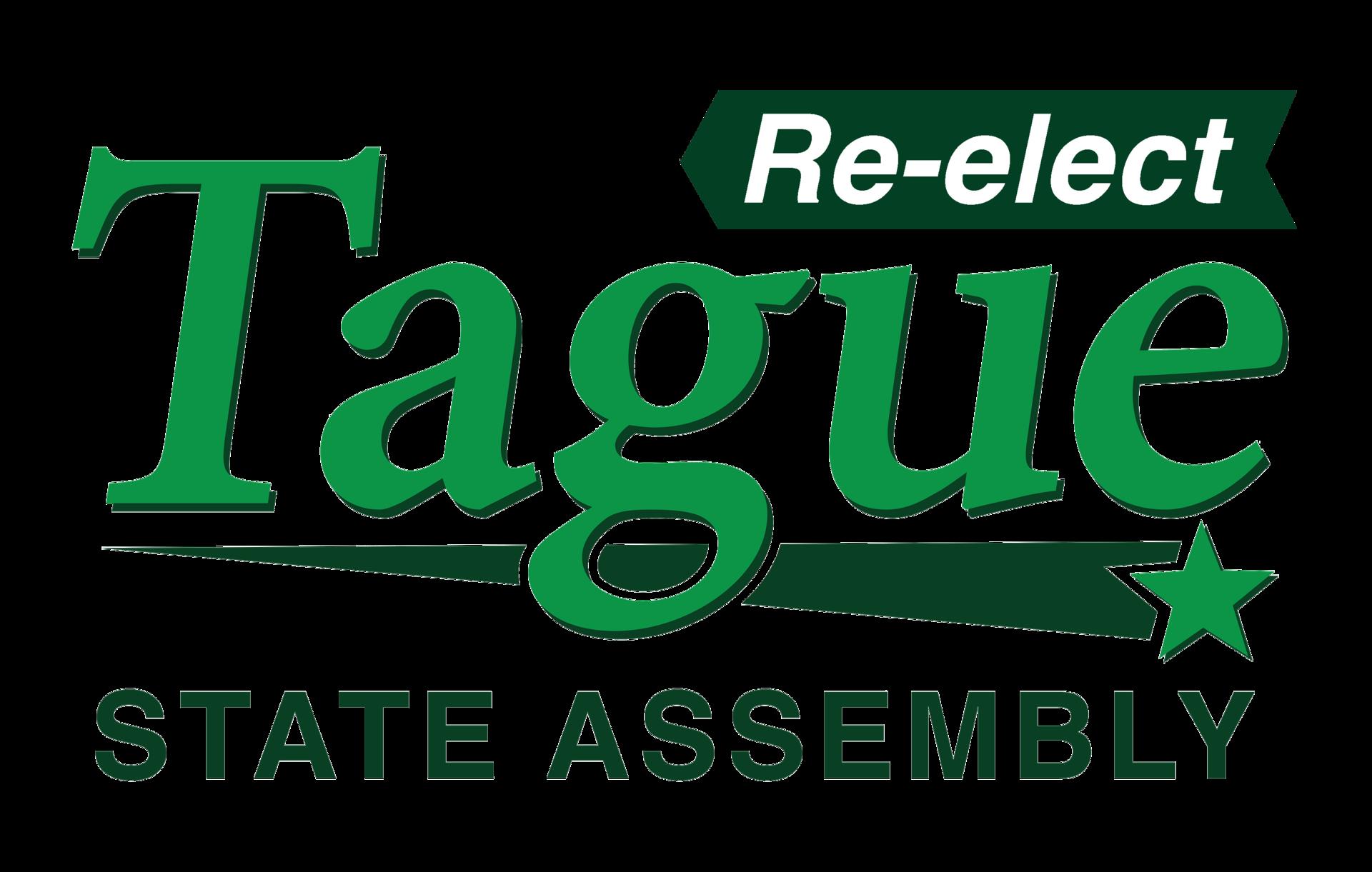 Tague logo