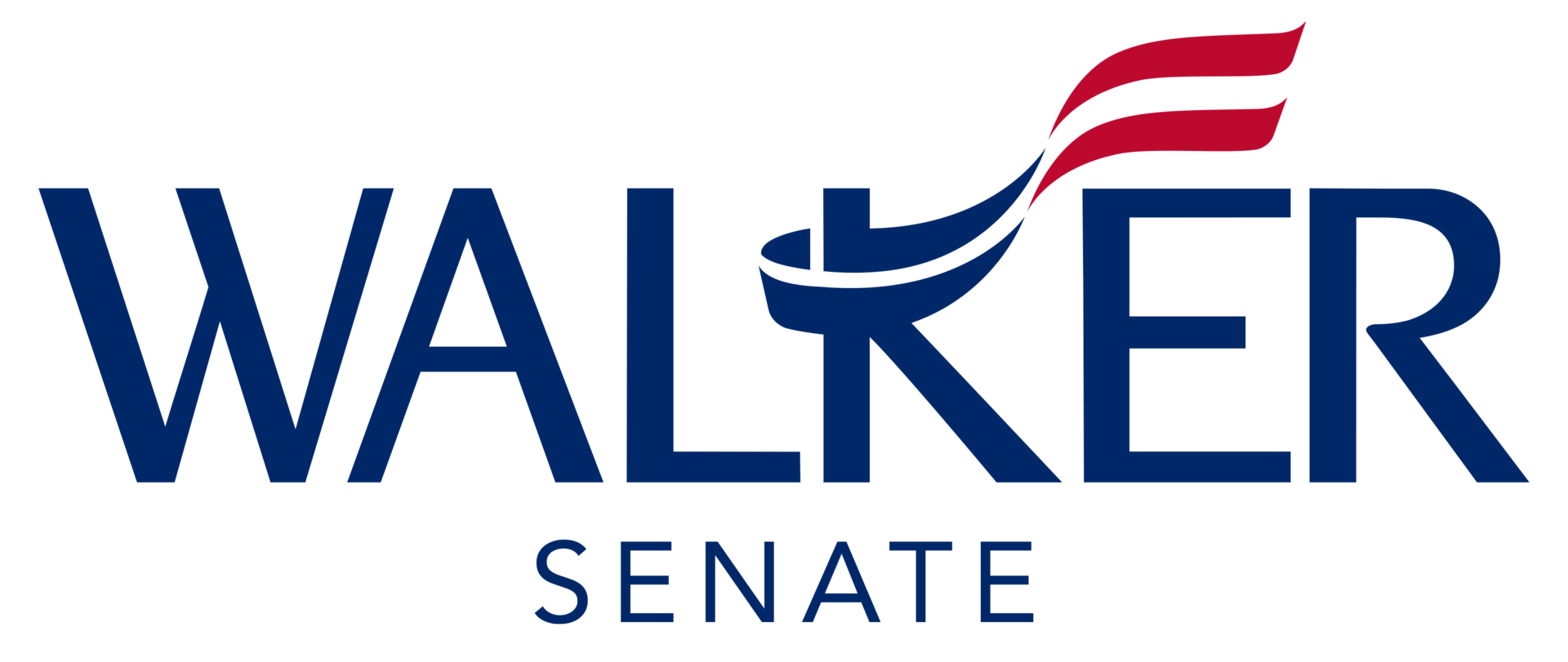 Walker 2019logo senate %281%29