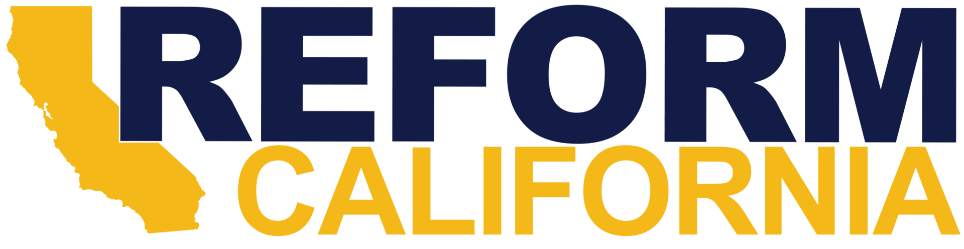Reform california logo new color
