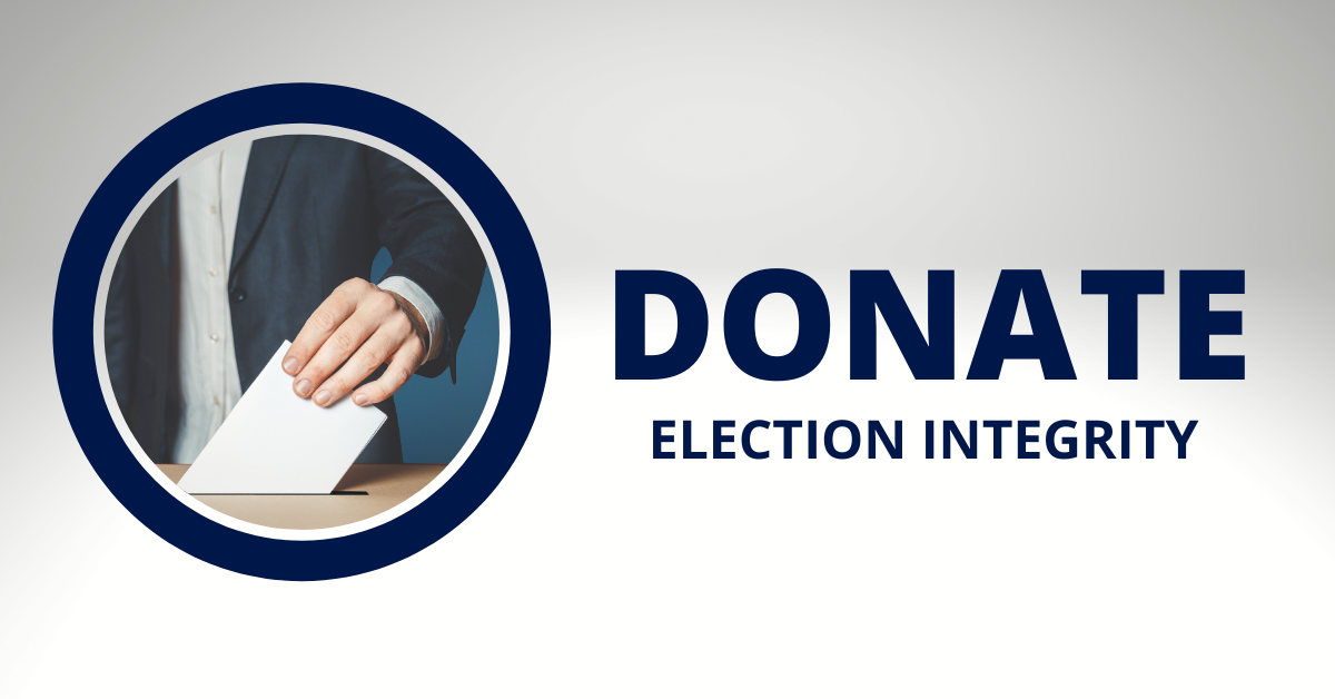 Donate  election integrity