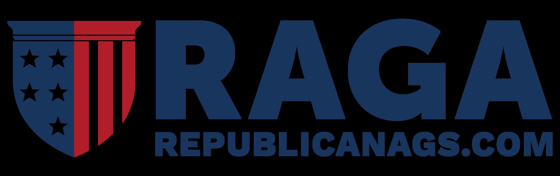 Raga logos wordmark