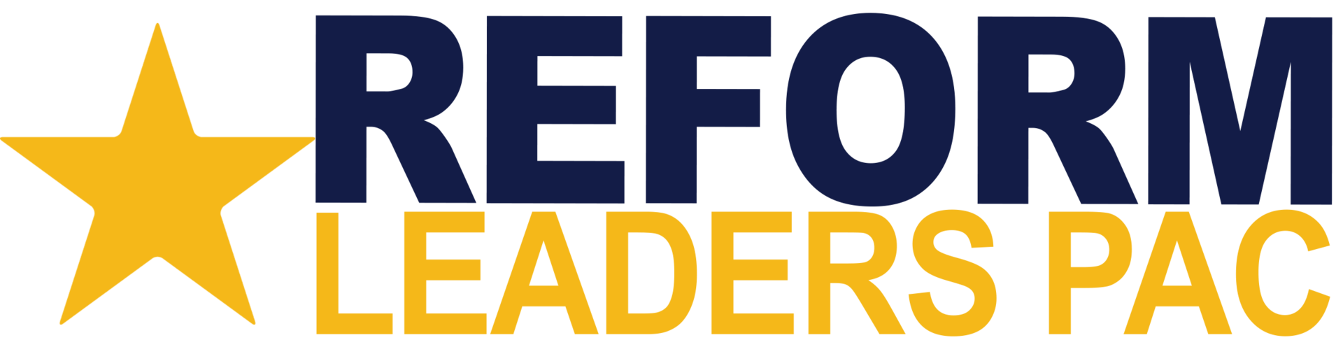 Reform leaders logo new color