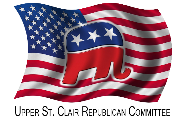 American flag elephant no background uscgop