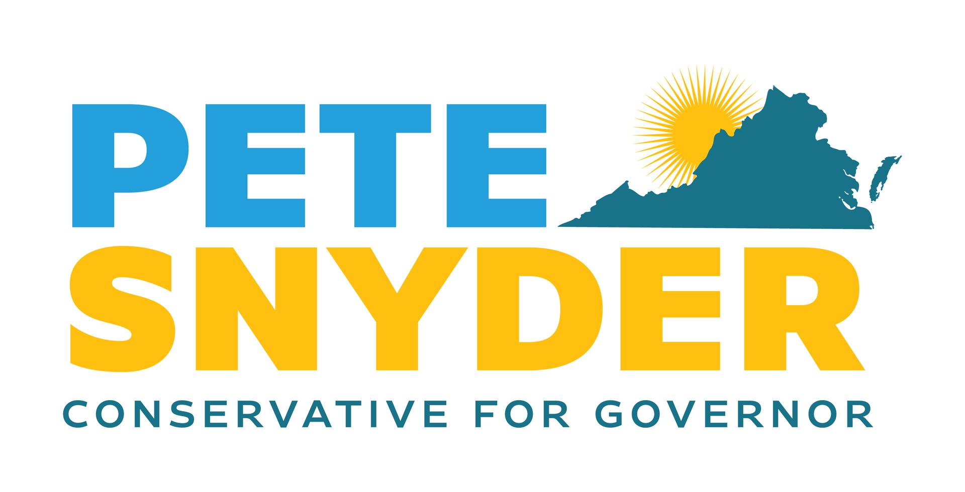 Pete snyder logo