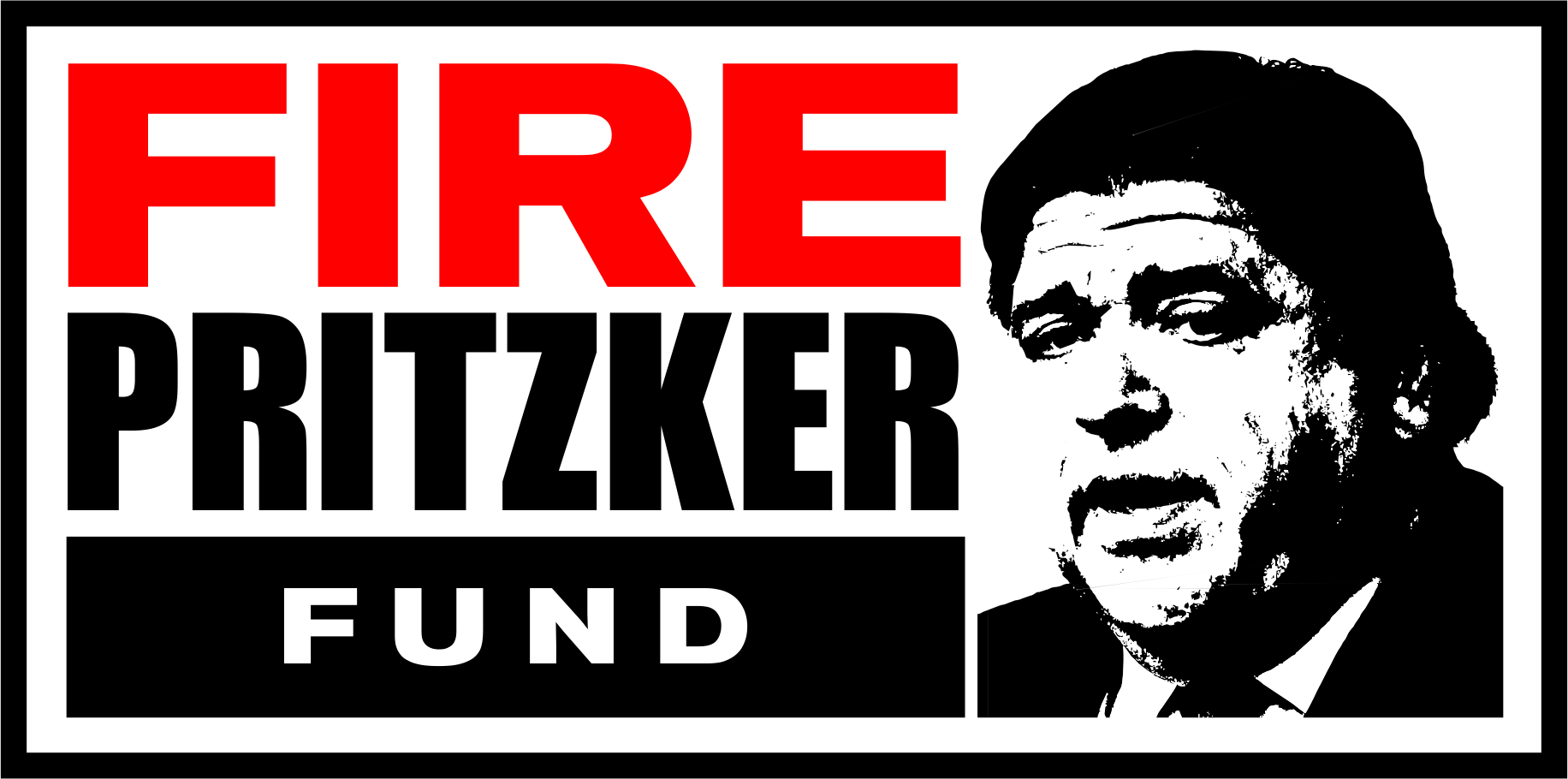 Fire pritzker fund winred