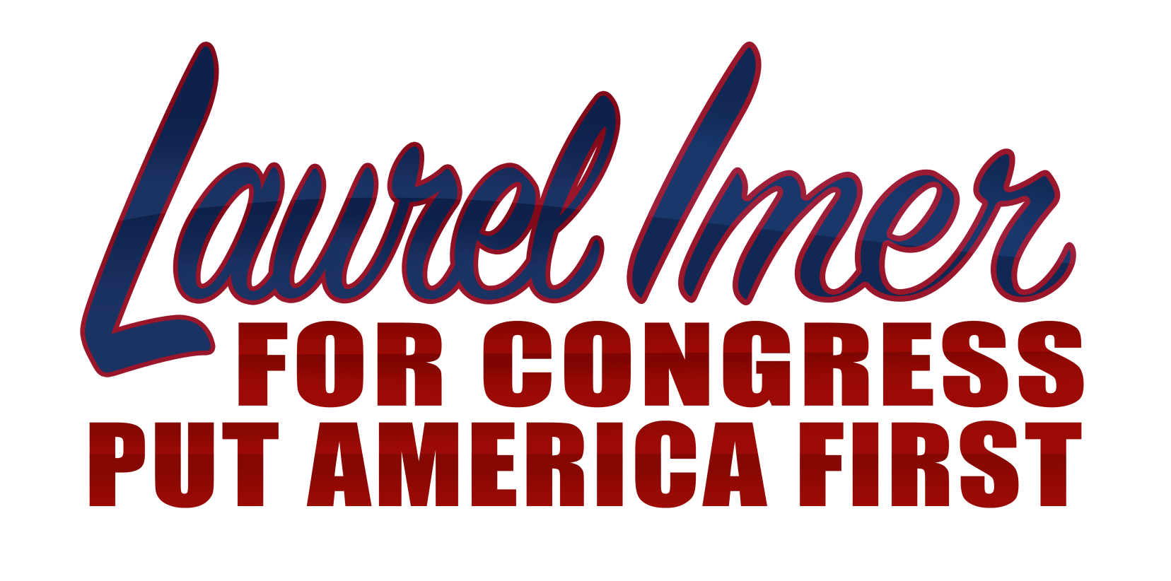 Laurel imer for congress paf winred