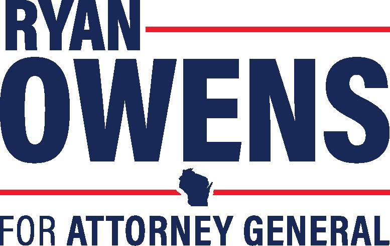 Ryan owens logo on white