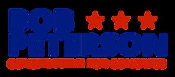 Bob peterson logo final