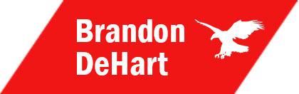 Brandon dehart logo larger