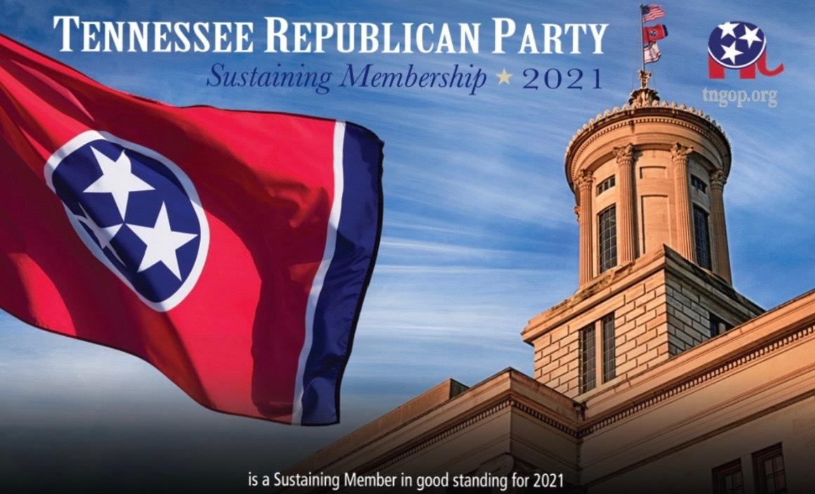 Sustaining membership 2021 2