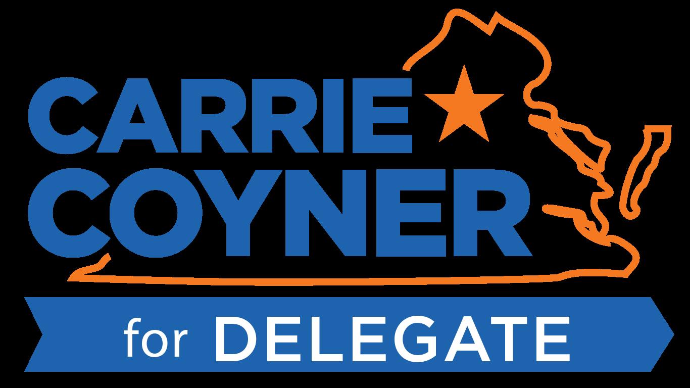 Carrie coyner logo transparent