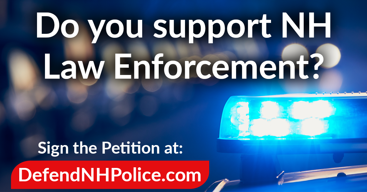 Defend nh police