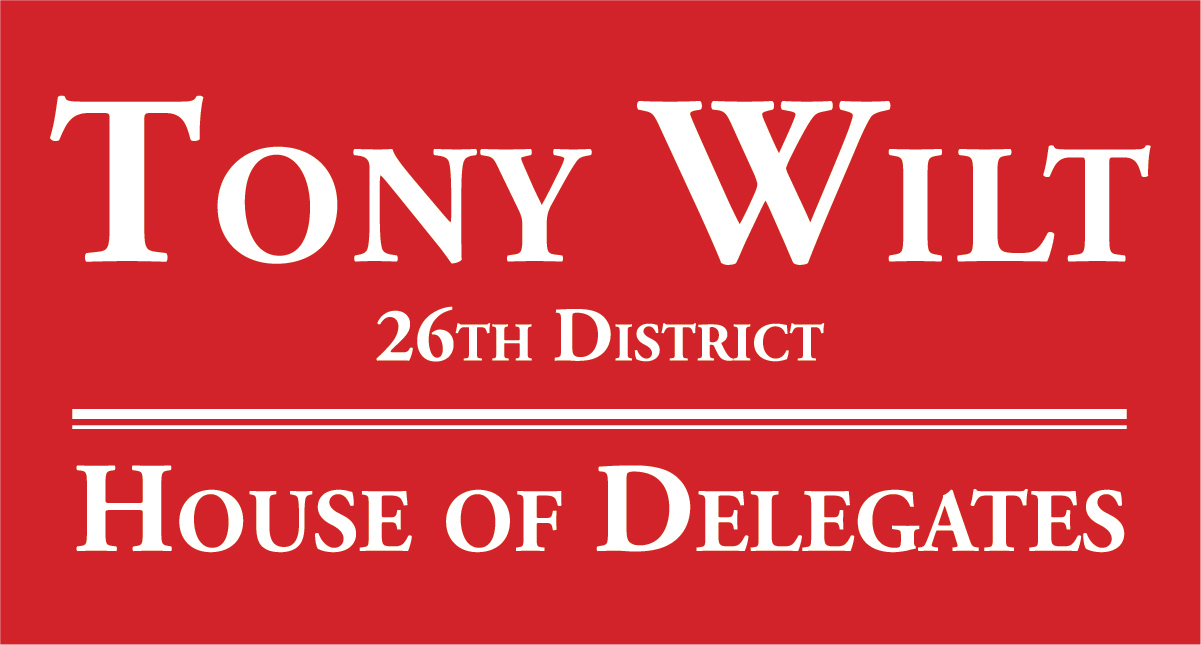 Tonywilt logo red