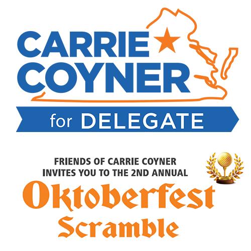 Oktoberfest scramble logo