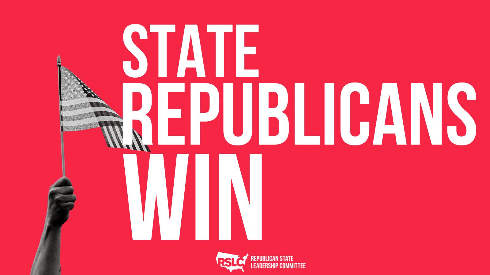 State republicans win
