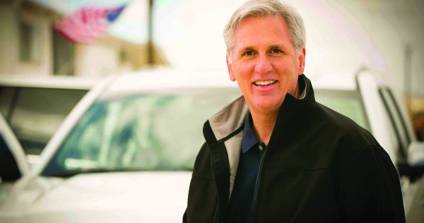 Stand with Kevin McCarthy and House Conservatives!