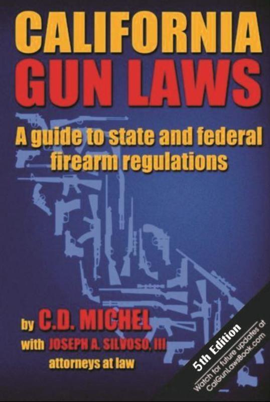 Ca gun laws