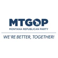 Mtgop winred logo