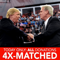 Winred mccarthy todayonly4xdonationmatch 370x370